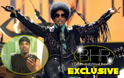 Carlin Williams Claims To Be Prince's Love Child , And Files For A DNA Test