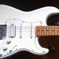 2017 Fender HSS Stratocaster