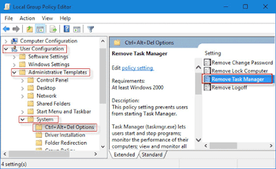 mengatasi Task Manager has been disabled by your administrator-gambar1