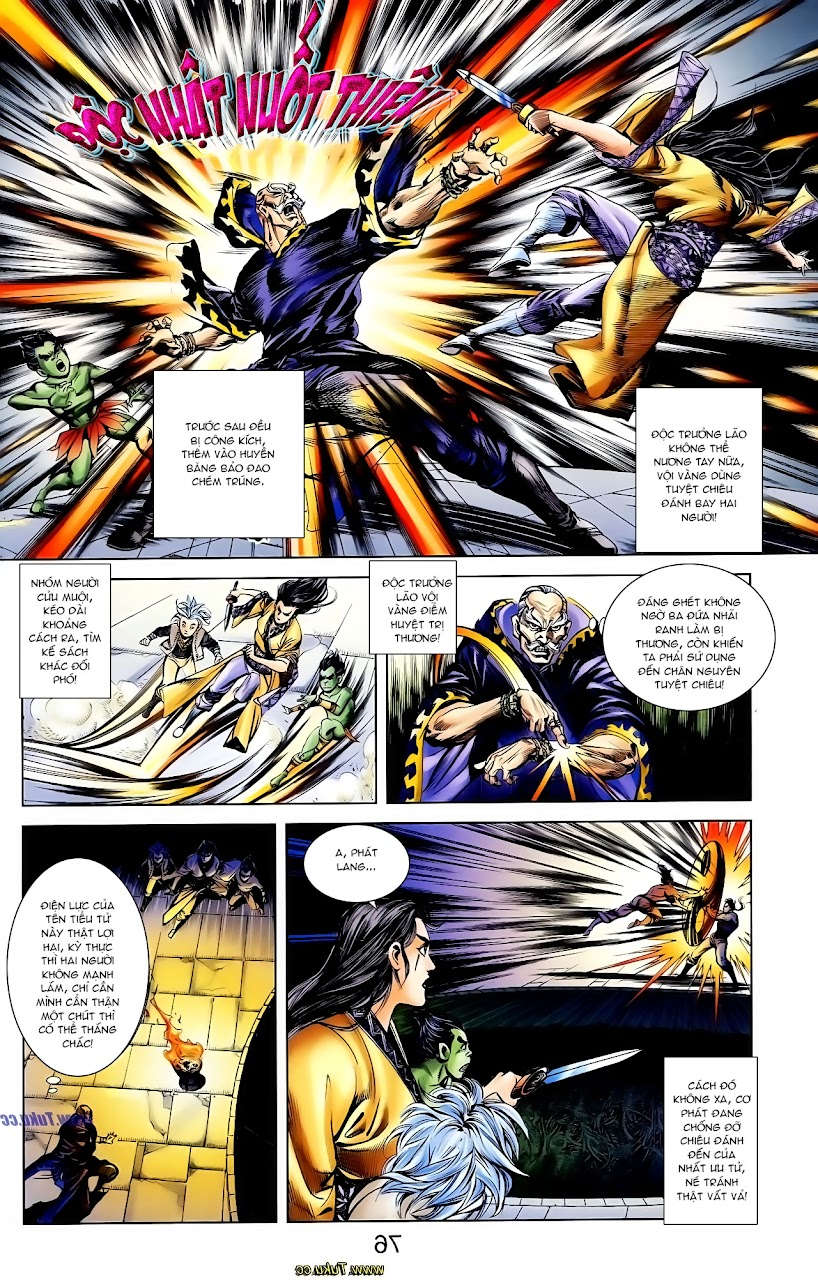 Cơ Phát Khai Chu Bản chapter 114 trang 25