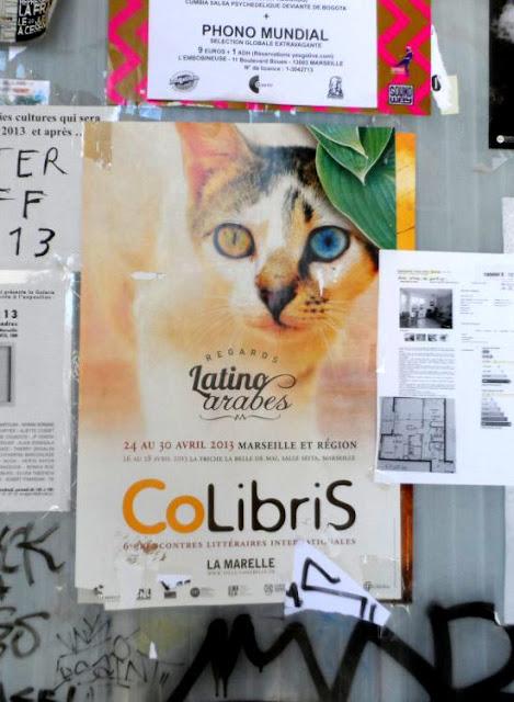 Festival CoLibris, à La Friche, à Marseille