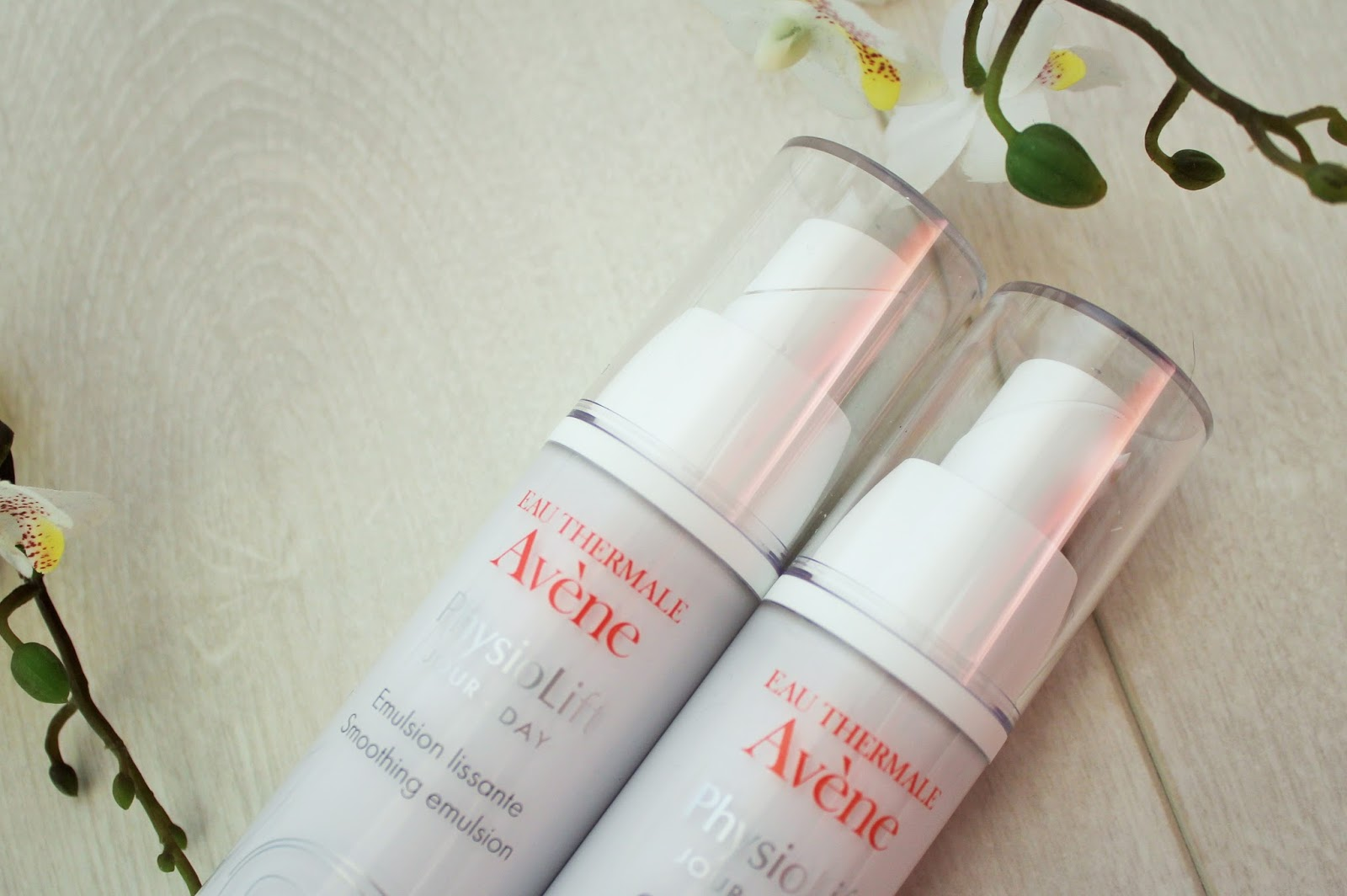 Avene PhysioLift range - Anti-Ageing skincare - day cream