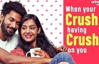 When Your Crush Having Crush On You   Wirally Tamil   Tamada Media
