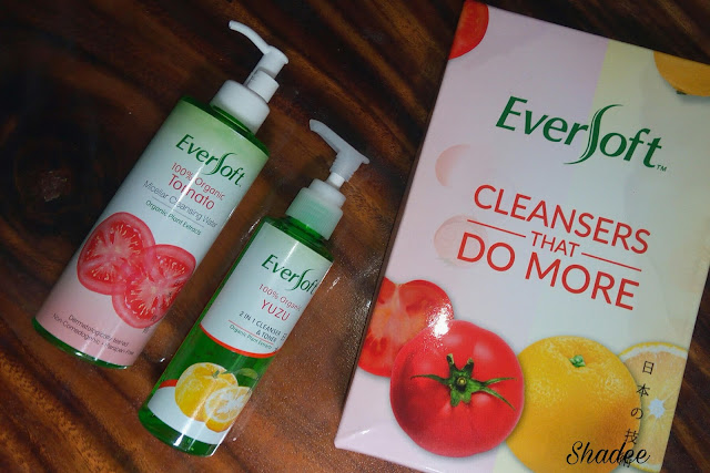 EVERSOFT Cleanser that do more