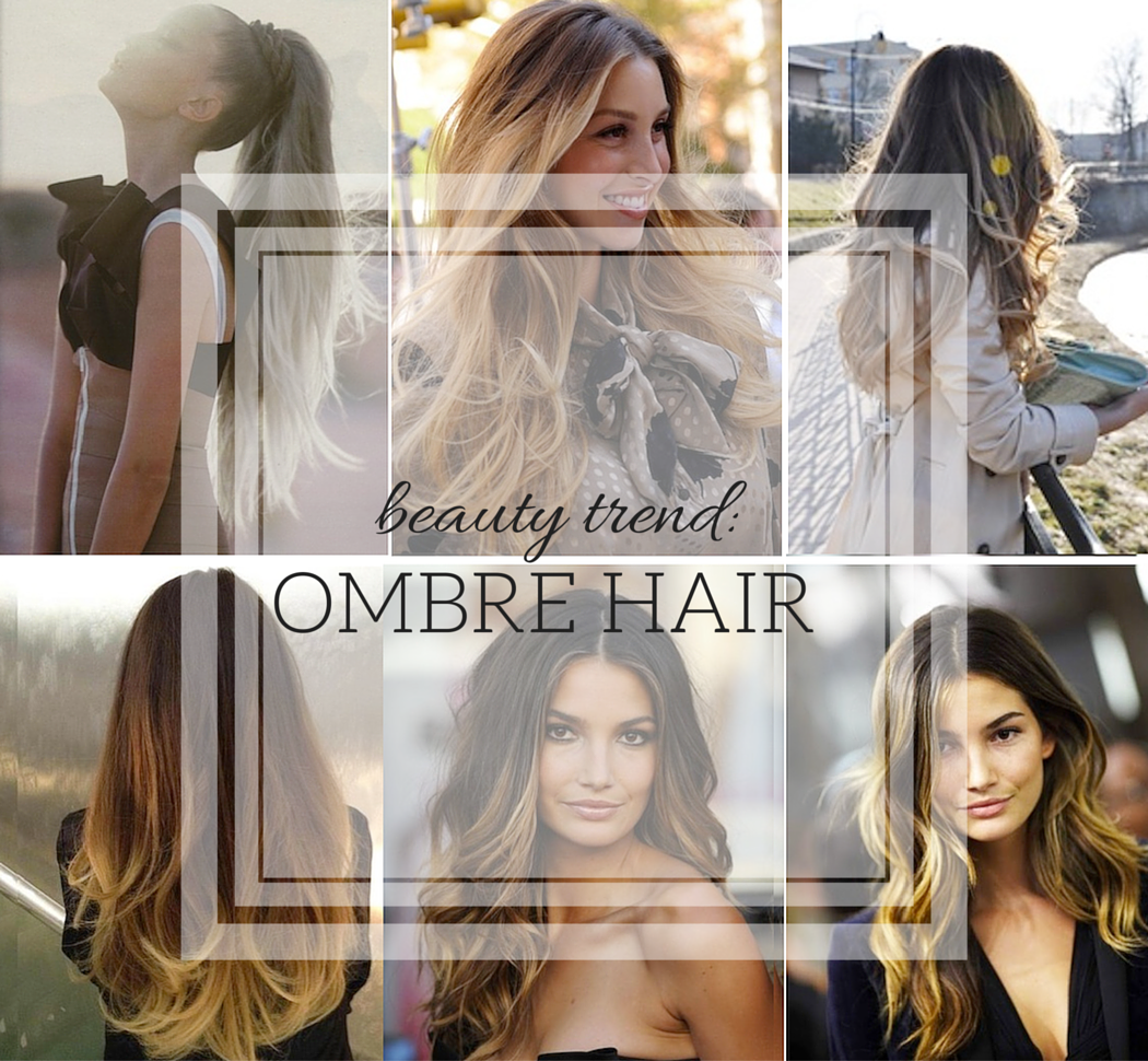 Things to Consider Before Going Ombre