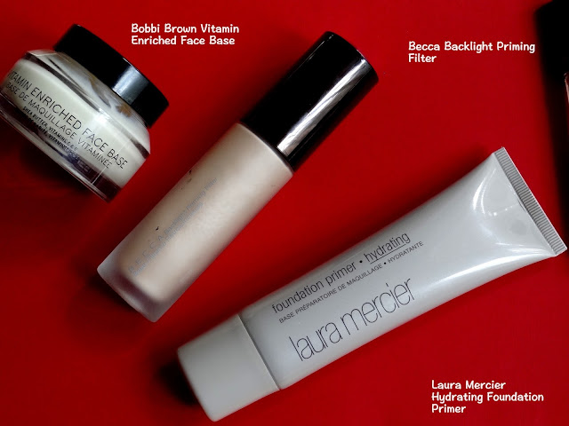 Current Complexion Favorites - Primers, Foundation, Bases And Powders