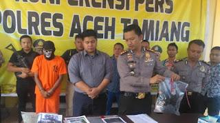 Kronologi Gadis Muda Dibunuh Pacar di Aceh Tamiang, Sempat Diajak Jalan Sebelum Dicekik di Sawah