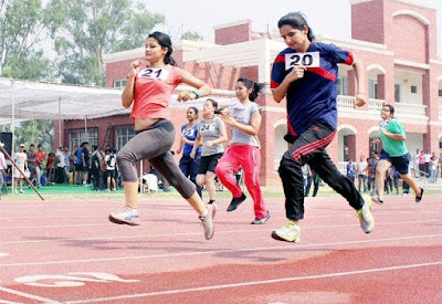 CCS University Sports quota admission 2015