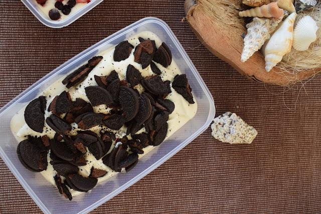 σπιτικό παγωτό με 3 υλικά