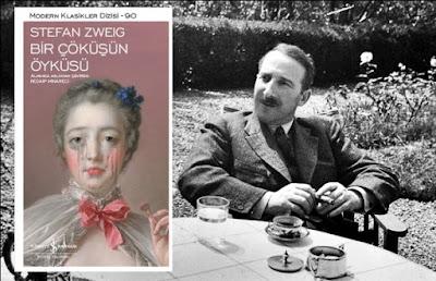 Bir Çöküşün Öyküsü, Stefan Zweig