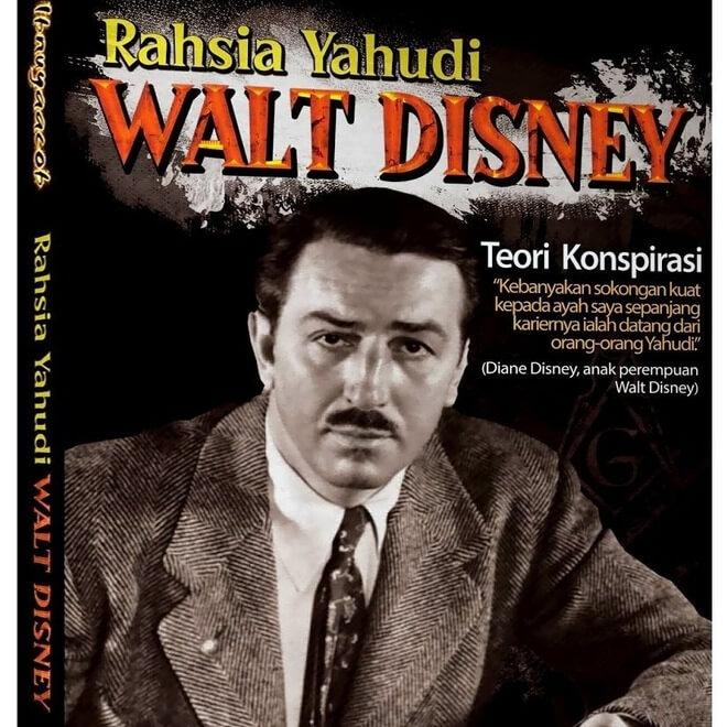 Rahsia Walt Disney