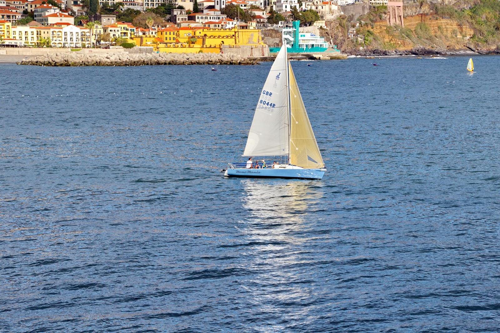 velejar é preciso
