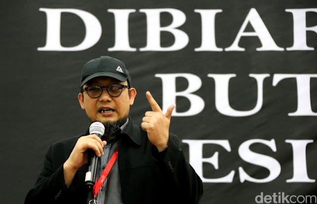 WP KPK Kritik Ombudsman yang Sebut Novel Baswedan Tak Kooperatif