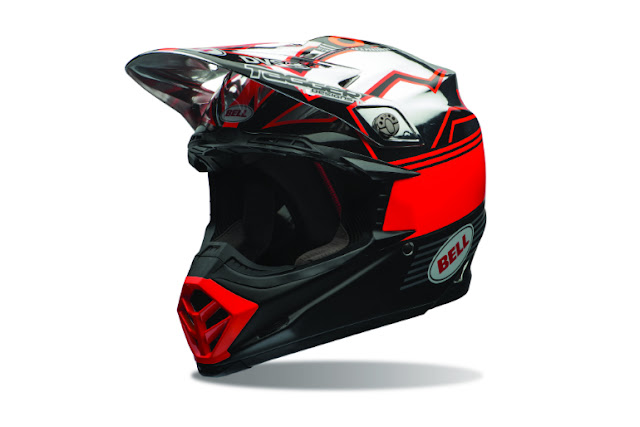 276a1046 Also of Note: Commemorative Caselli Moto-9 from Bell Helmets