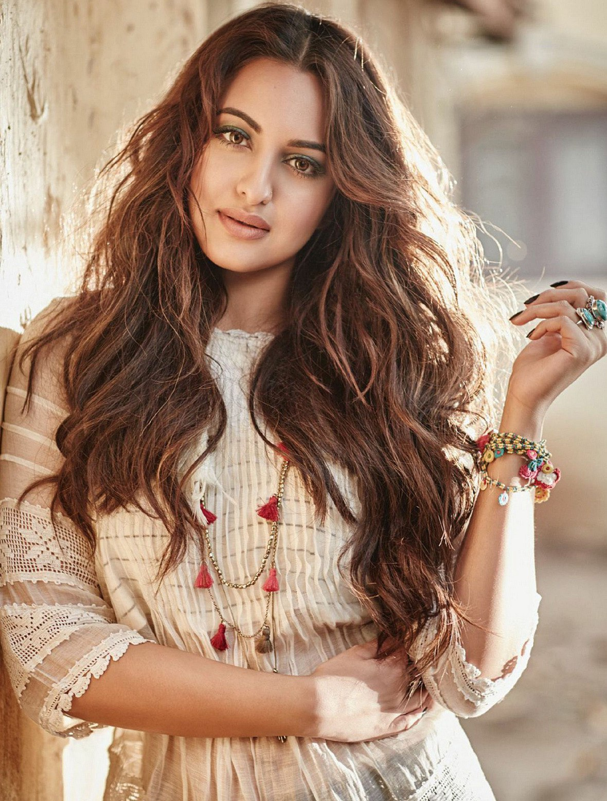 Bollywood Actress Sonakshi Sinha Latest Photoshoot