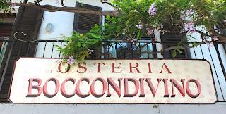 Slow Food Osteria Boccondivino, Bra, Piedmont