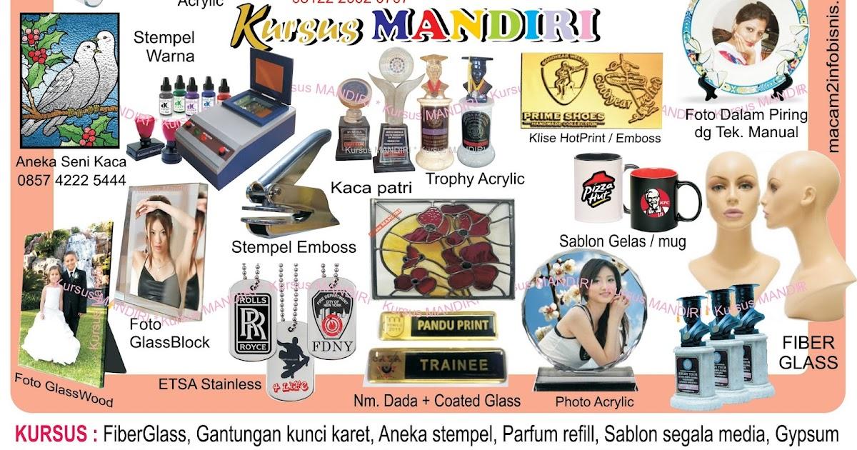 Trophy, Plakat, Grafir, Binding & Jilid, Porforasi: http