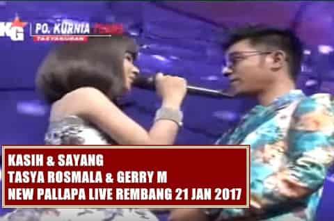 lagu duet mesara tasya & gerry kasih dan sayang new pallapa 2017