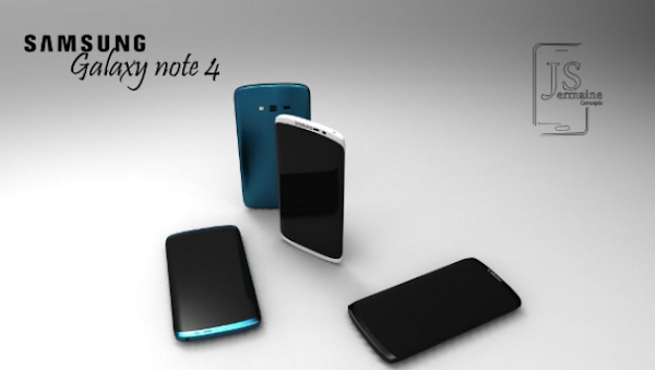 Samsung Galaxy Note 4 2014 Specs Rumors Roundup and Design