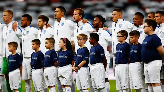 Skuad Inggris di Piala Eropa 2016