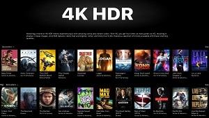 Filmes e Séries 4K