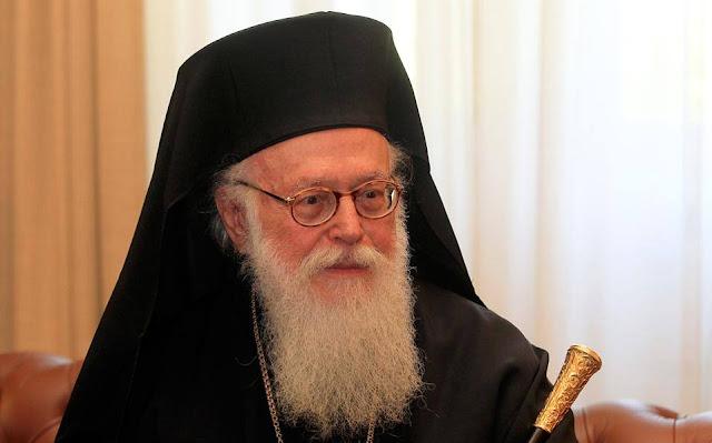 Πρέβεζα: Στην Πρέβεζα από σήμερα ο Μακαριότατος Αρχιεπίσκοπος Τιράνων, Δυρραχίου και Πάσης Αλβανίας κ.κ. Αναστάσιος