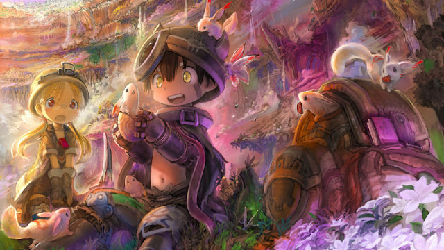 Anime Made in Abyss tendrá secuela