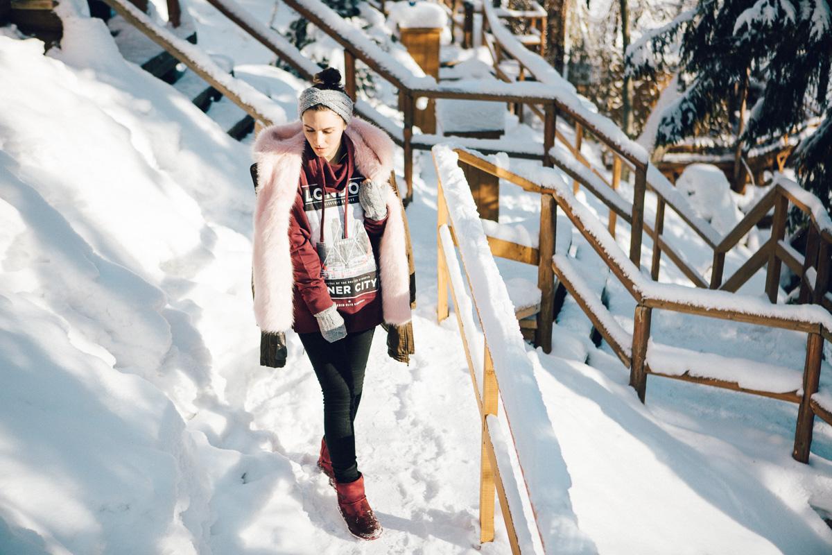 теплая обувь для зимы фото
