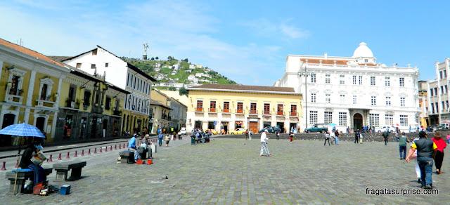 Palácio Gangotena, Quito, Equador