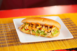 Mini Grilled Chicken Sub