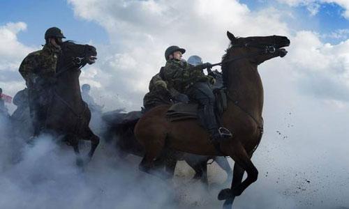 latihan militer paling ekstrim