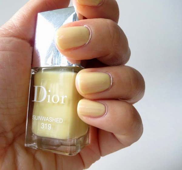 Dior Vernis Gel Shine 'Sunkissed' limited edition summer 2015 Tie Dye Collection