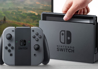 Meet Nintendo Switch