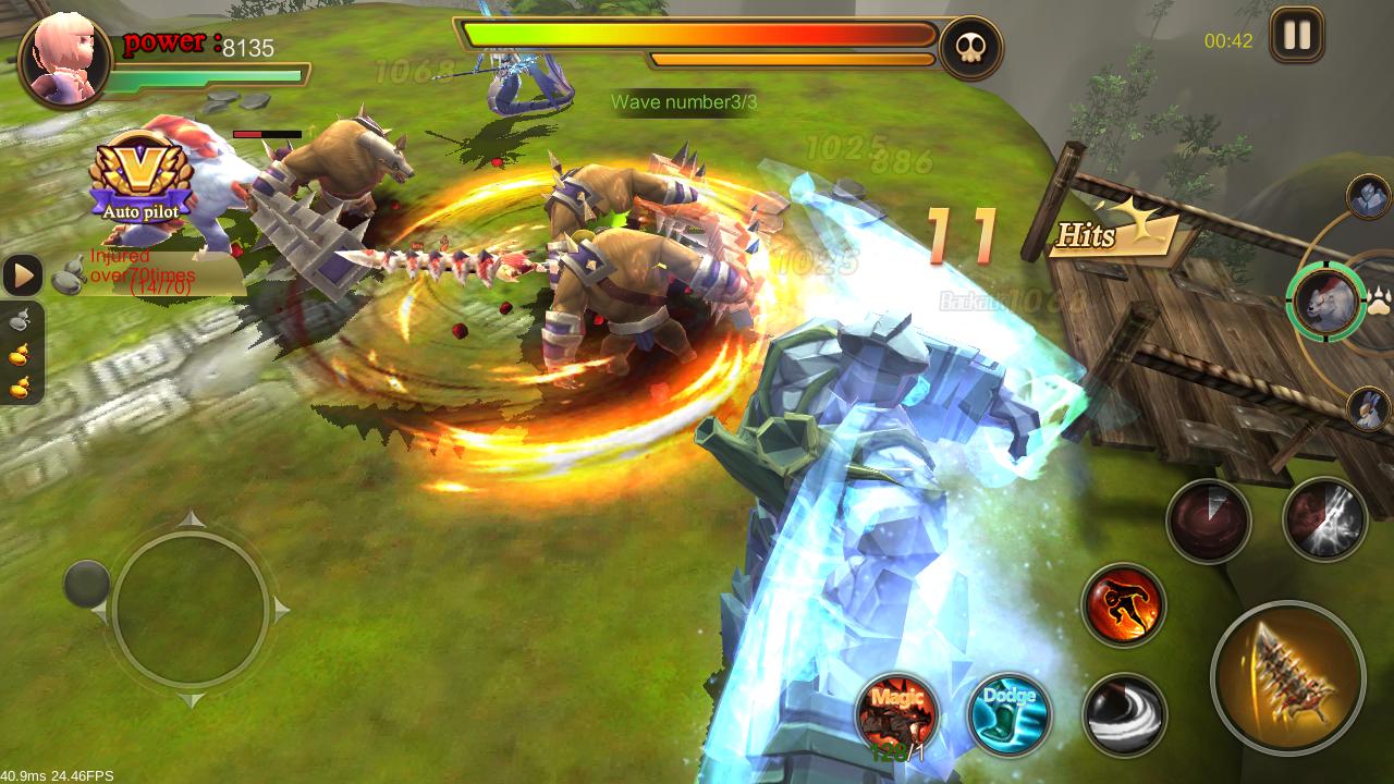 Demon Hunter 3D Apk Terbaru