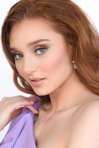 Miss Teen USA 2018 Candidates Contestants Delegates Vermont Alexandra Diehl