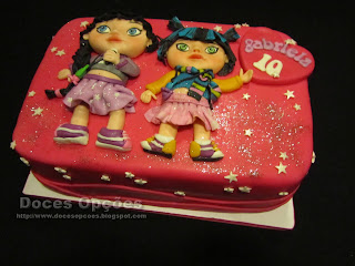 Jaggets cake