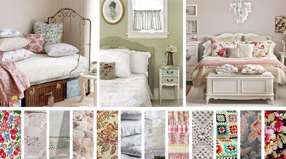 estilo vintage decoración, como decorar con textiles