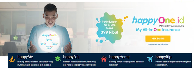 happyOne.id - Asuransi yang Bikin Happy untuk Berbagai Perlindungan Hanya Dalam Satu Tempat