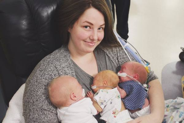 Mother Pregnant with Triplets Was Asked By Doctors To Sacrifice One To Save Two - Her Decision Has Garnered Praise From Everyone