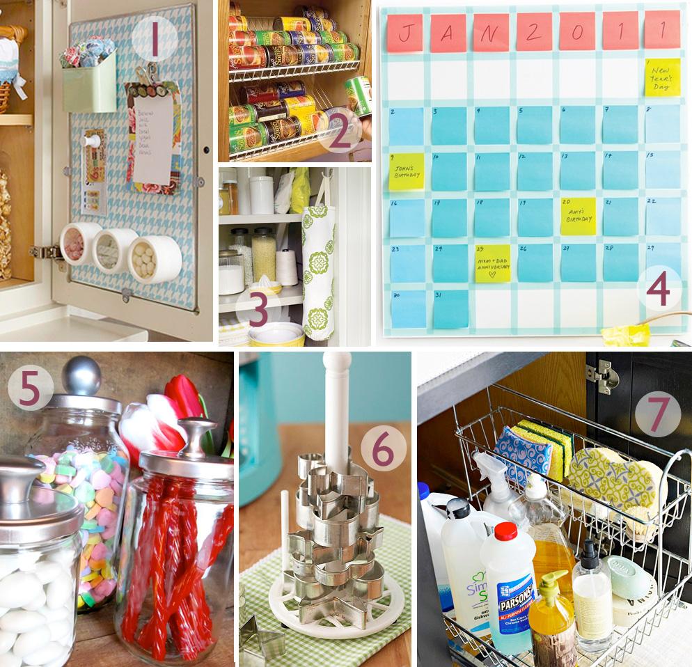 Kichen Organization: The How-To Gal: To-Do List: DIY Kitchen Organization