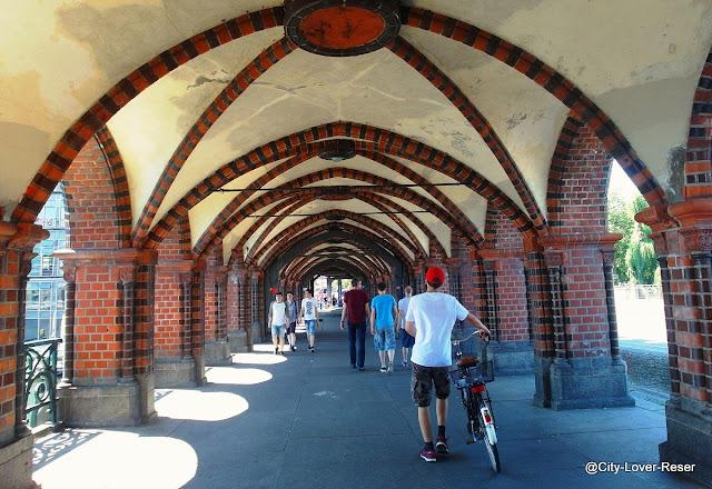 På cykel i Berlin