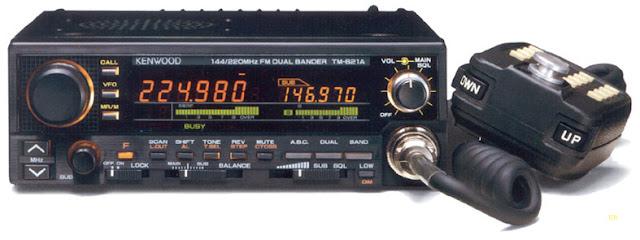 Kenwood TM-621A Mobile Radio