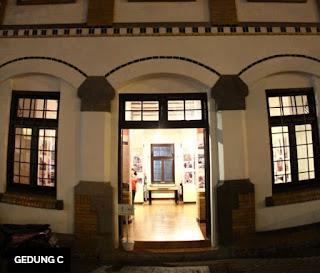 Wisata Heritage Jawa Tengah-Wisata Ke Lawang Sewu Semarang