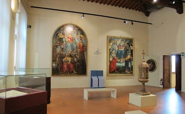 Museo Statale d'Arte Medievale e Moderna em Arezzo