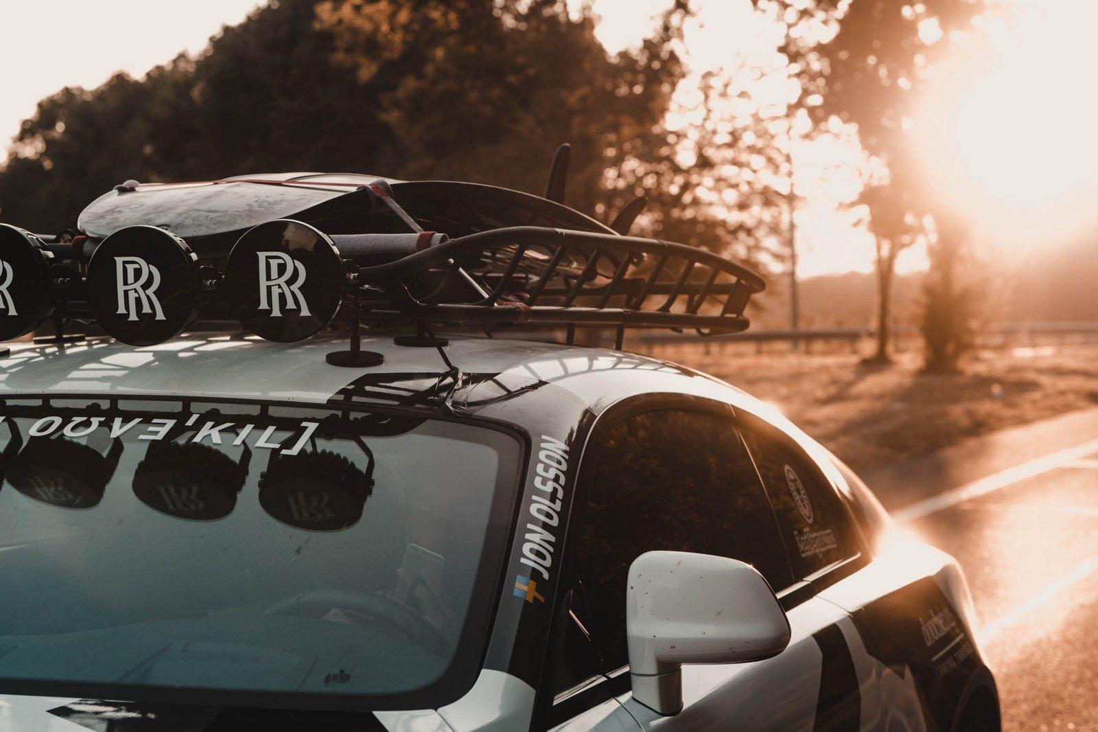 Jon Olsson Unveils His 810 Hp Rolls Royce Wraith Carscoops