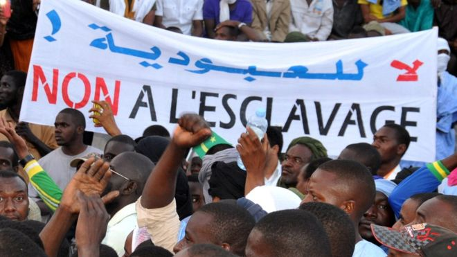 Mauritania court gives toughest sentence for slave owners