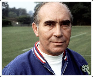 Alf Ramsey England World Cup 1966