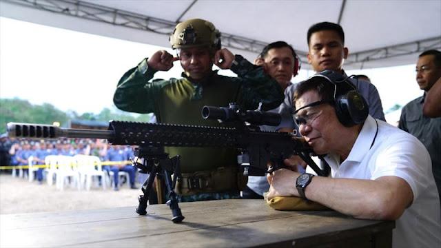 La ONU sugiere que Duterte se haga una evaluación psiquiátrica