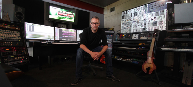 Wayward Pines - Interview with Composer Charlie Clouser
