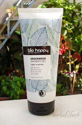 Bio Happy Greenwood Body Shower